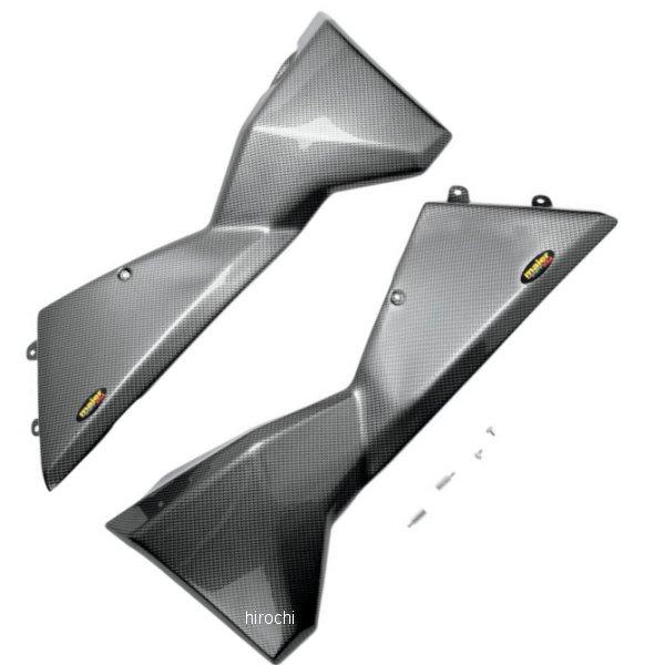 【USA在庫あり】 メイヤー maier サイドパネル 08年-12年 KTM 450 XC カーボン調 黒 0521-0694 JP店