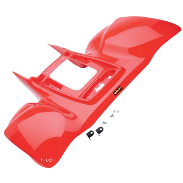【USA在庫あり】 メイヤー maier リアフェンダー 99年-07年 ホンダ TRX400EX ファイティング赤 M11743R JP店