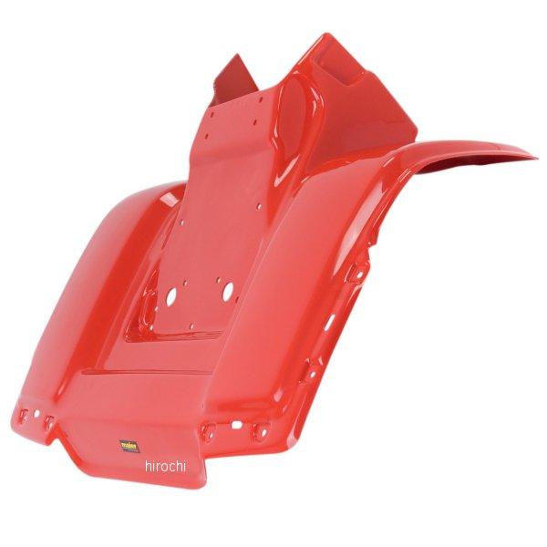 【USA在庫あり】 メイヤー maier リアフェンダー 85年-87年 ホンダ ATC250SX 赤 M11970 JP店