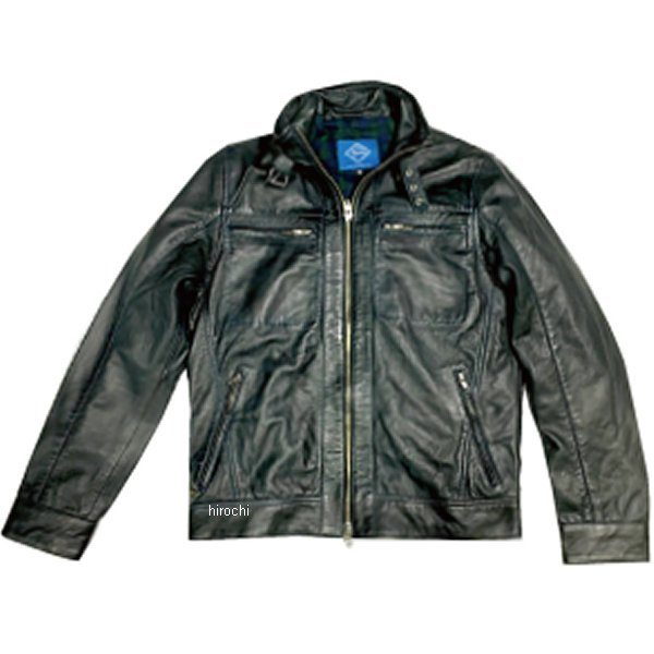 グルーヴ GROOOVE レザージャケット シングルライダース シープレザー ネイビー Mサイズ G-SL01 JP店