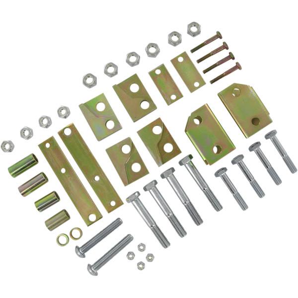 【USA在庫あり】 ハイリフター High Lifter リフトアップキット 1-2インチ 25-50mm アップ 08年-09年 ヤマハ YXR700F Rhino 4駆専用 キット 1304-0287 JP