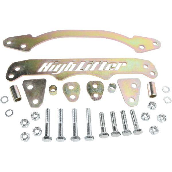 【USA在庫あり】 ハイリフター High Lifter リフトアップキット 1-2インチ 25-50mm アップ 09年-14年 ホンダ TRX420 4駆専用 キット 1304-0458 JP