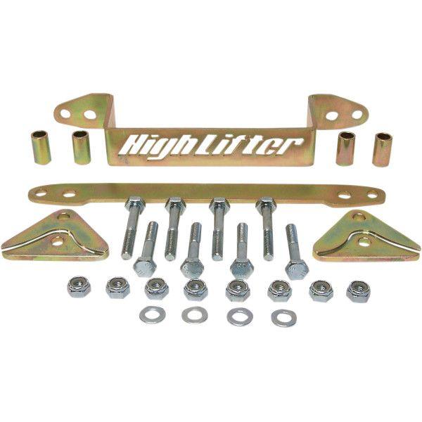 【USA在庫あり】 ハイリフター High Lifter リフトアップキット 1-2インチ 25-50mm アップ 11年-13年 スズキ LT-A500X 4駆専用 キット 1304-0540 JP