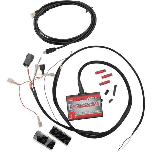 【USA在庫あり】 ムース MOOSE Utility Division パワーコマンダーV 燃調キット 14年 ホンダ Pioneer 700 1020-2326 JP店