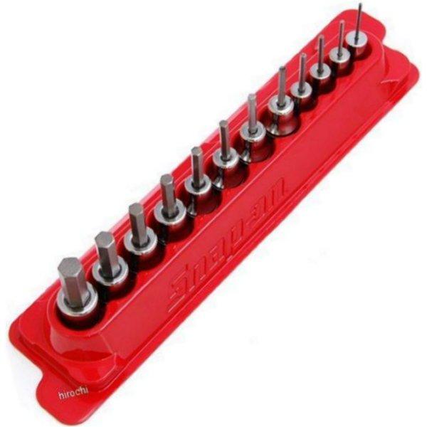 スナップオン Snap-on 1/4インチ ソケット ヘキサ スタンダード インチサイズ 12点セット 212EFTAY JP店