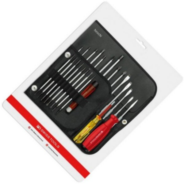 【メーカー在庫あり】 PBスイスツールズ PB Swiss Tools オールラウンダー 差替式ドライバー セット 8515CN-PB JP店