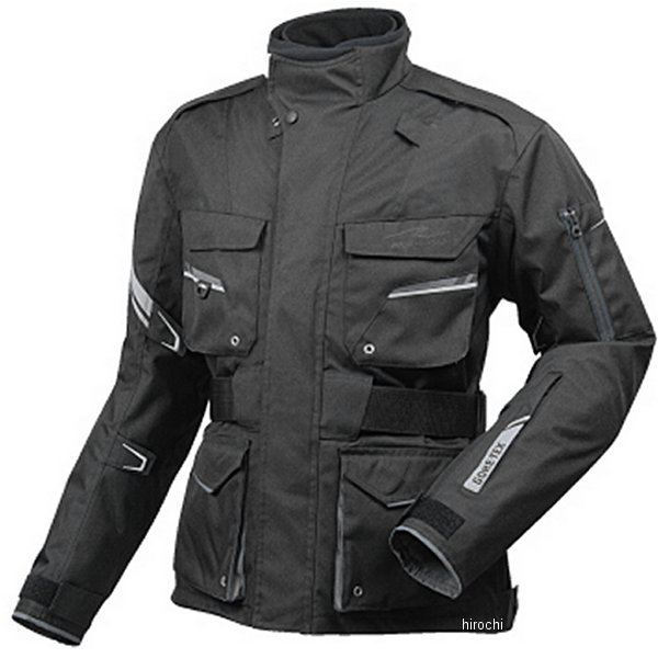 ラフ&ロード ゴアテックス SSF ツアラー ジャケットFP 黒 XLサイズ RR7102BK5 JP店