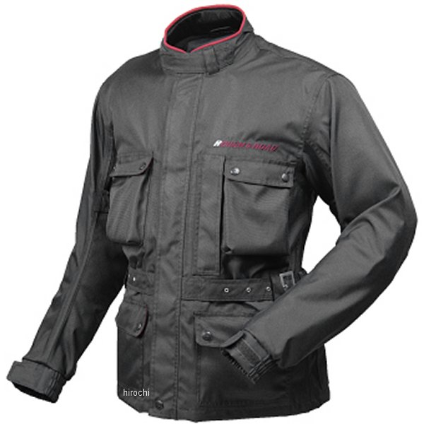ラフ&ロード デュアルテックス トレイル ツーリング ジャケット ガンメタ XLサイズ RR7210GM5 JP店