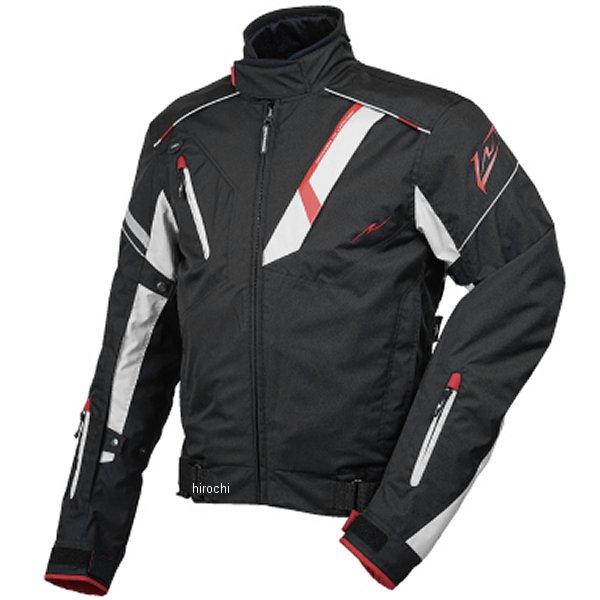 ラフ&ロード ウォーターシールド オールウェザー ジャケット 黒/赤 Lサイズ RR7213BK/RD3 JP店