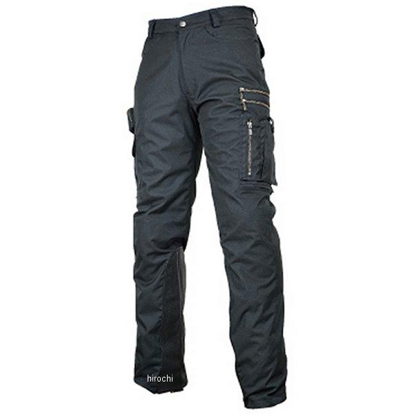 ラフ&ロード ウォーターシールド バイカー ZIP パンツ 黒 Lサイズ RR7471BK3 JP店