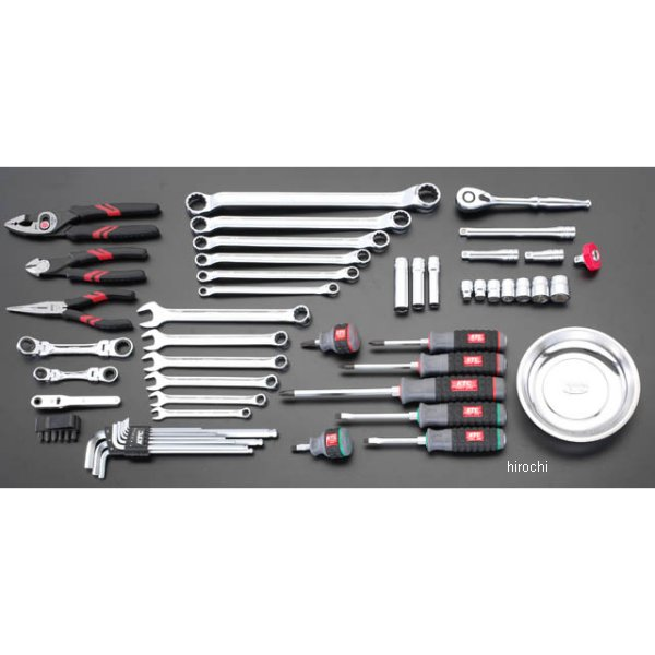 好きに エスコ ESCO 56個組 ESCO 工具セット 56個組 JP店 000012078747 JP店, 大町市:e2d83d7b --- beautyflurry.com