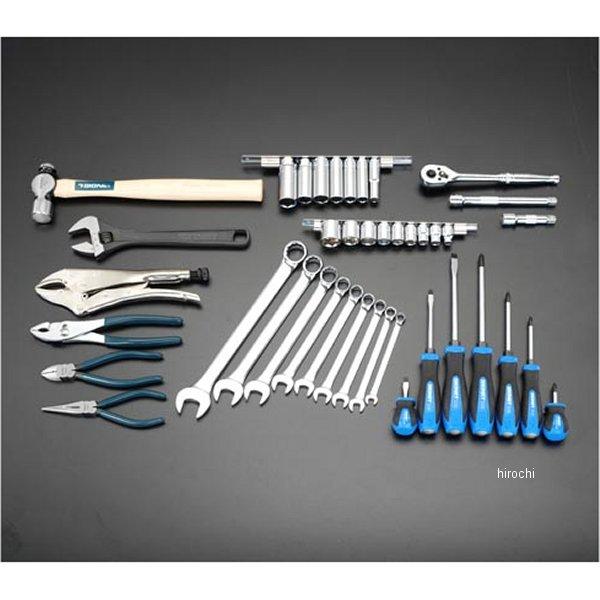 【メーカー在庫あり】 エスコ ESCO 44個組 工具セット 000012053320 JP店