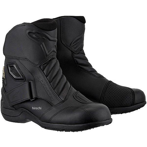 【メーカー在庫あり】 アルパインスターズ Alpinestars ブーツ NEW LAND GORE-TEX 10 黒 43サイズ 27.5cm 8051194252388 JP店