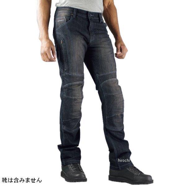 WJ-731S コミネ KOMINE スーパーフィット ケブラー ジーンズ 黒 5XLB/46サイズ 4573325706415 JP店