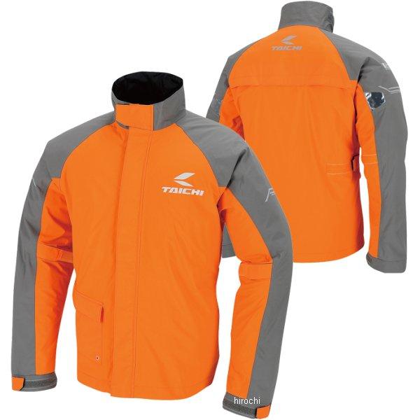 【メーカー在庫あり】 RSタイチ DRYMASTER レインスーツ オレンジ Mサイズ RSR045OR01M JP店