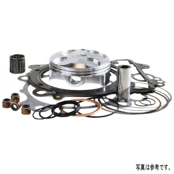 【USA在庫あり】 バーテックス Vertex トップエンドキット 87年-06年 ヤマハ YFZ350 Banshee +0.5mm/379cc 0910-3002 JP店