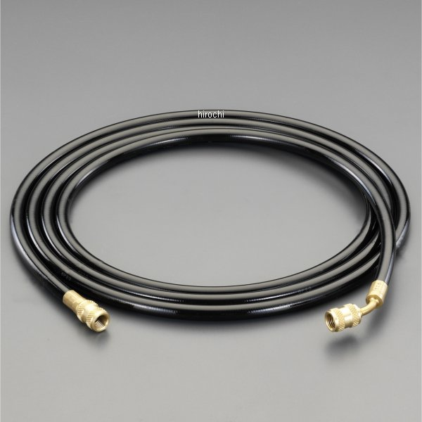 【メーカー在庫あり】 エスコ(ESCO) 3m 高圧気密検査用ホース 000012262297 JP