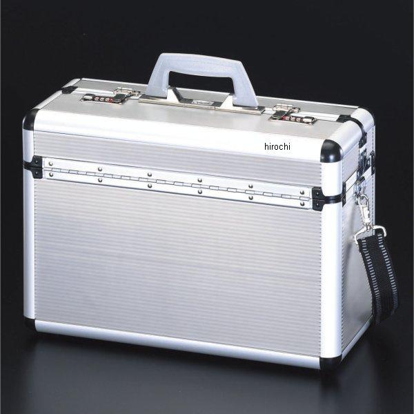 【メーカー在庫あり】 エスコ ESCO 440x180x300mm アルミケース 000012015078 JP