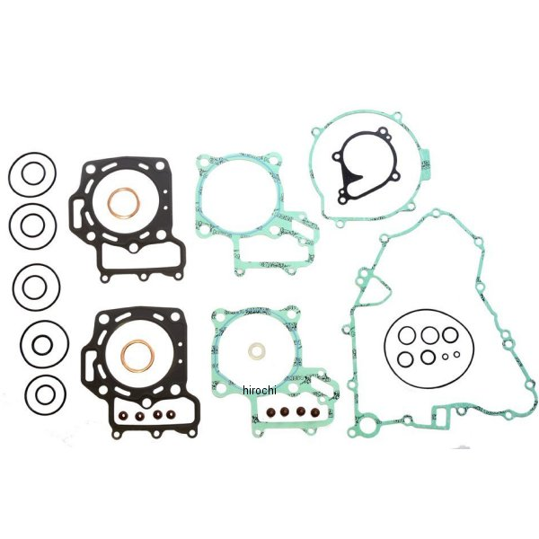 【USA在庫あり】 アテナ ATHENA コンプリートガスケットキット 04年-09年 カワサキ KFX700/ 700 Prairie 0934-3041 JP店