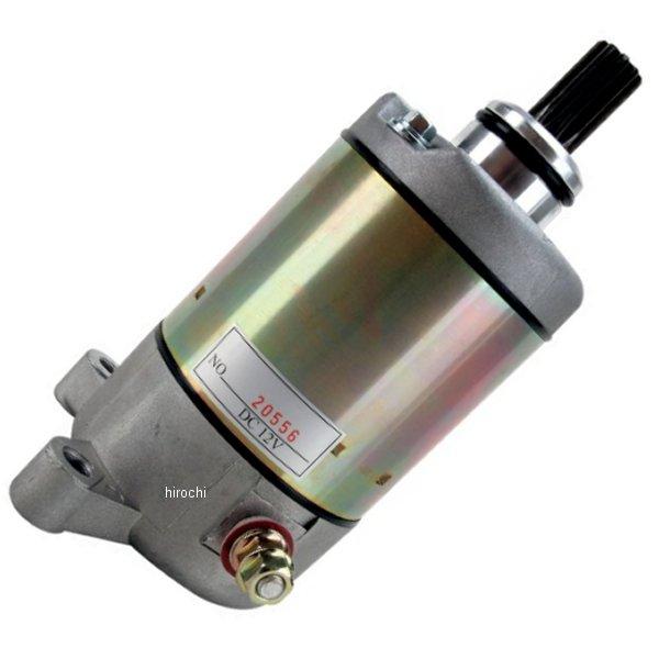 【USA在庫あり】 ムース MOOSE Utility Division スターター セルモーター 00年-02年 ポラリス Magnum 325 4x4 2110-0355 JP