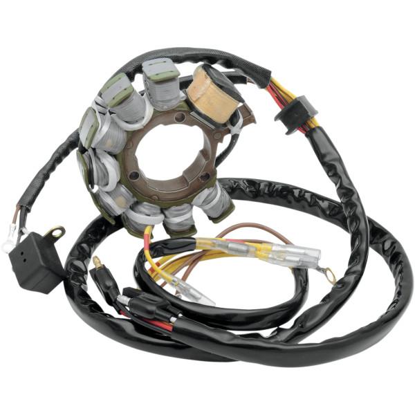 品質は非常に良い 【USA在庫あり【USA在庫あり】】 2x4 Rick's JP Motorsport Electrics ステーター コイル アッシー 94年-95年 ポラリス 2x4 400L 2112-0339 JP, 色めき:159c0951 --- canoncity.azurewebsites.net