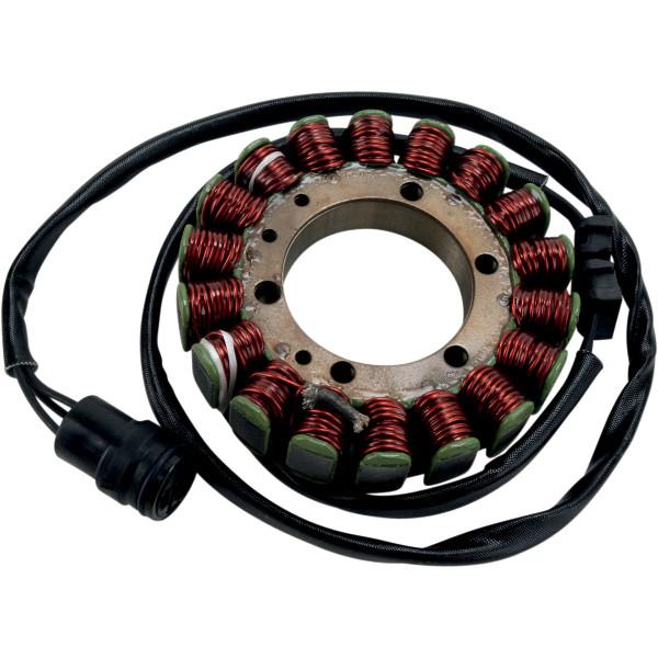 【USA在庫あり】 ムース MOOSE Utility Division ステーター 04年-09年 カワサキ KFX700 1個売り 2112-0493 JP店