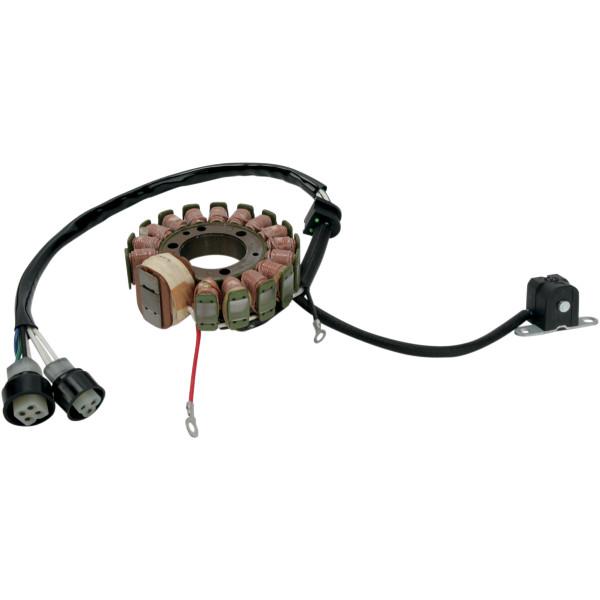 【USA在庫あり】 ムース MOOSE Utility Division ステーター 86年-88年 ヤマハ YFM225 Moto 4 1個売り 2112-0506 JP店