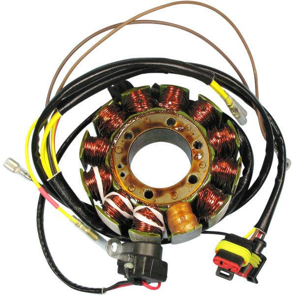 【USA在庫あり】 Rick's Motorsport Electrics ステーターコイルアッシー 02年 ポラリス Ranger500 1個売り 2112-0647 JP店