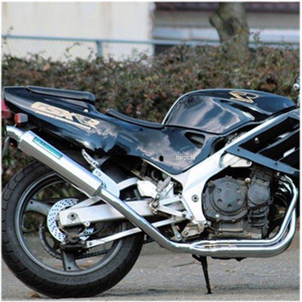 アールピーエム RPM フルエキゾースト PLUMAGE 89年-99年 GSX-R250、GSX-R250R アルミ 4006 JP店