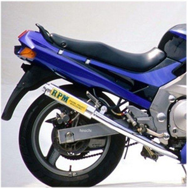 アールピーエム RPM フルエキゾースト 4in2in1 90年-92年 ZZR400 アルミ 1038 JP店