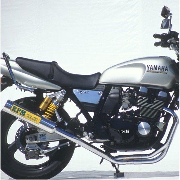 アールピーエム RPM フルエキゾースト4in2in1 93年-00年 XJR400 アルミ 3016 JP店