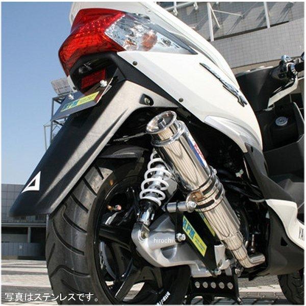 アールピーエム RPM フルエキゾースト 80D-RAPTOR シグナスX125(台湾五期Fi) チタン 6031Y JP店