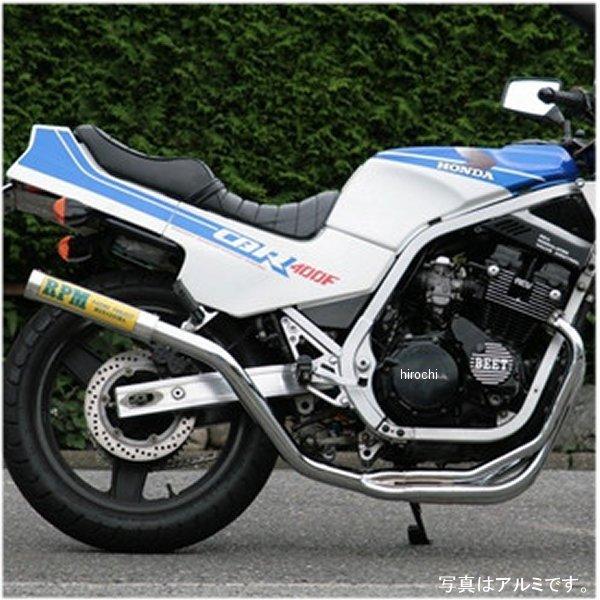 アールピーエム RPM フルエキゾースト 67レーシング 83年-85年 CBR400F NC17 ステンレス 2608S JP店