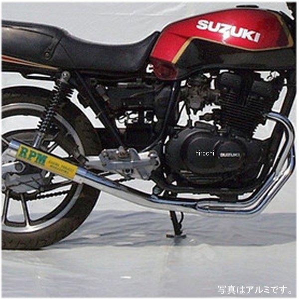アールピーエム RPM フルエキゾースト 67レーシング GSX250E ステンレス 4636S JP店