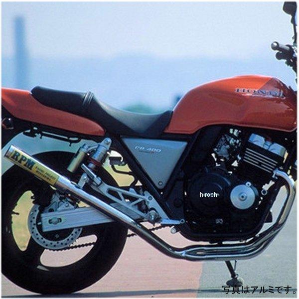 アールピーエム RPM フルエキゾースト 4in2in1 92年-99年 CB400SF STD ステンレス 2038S JP店