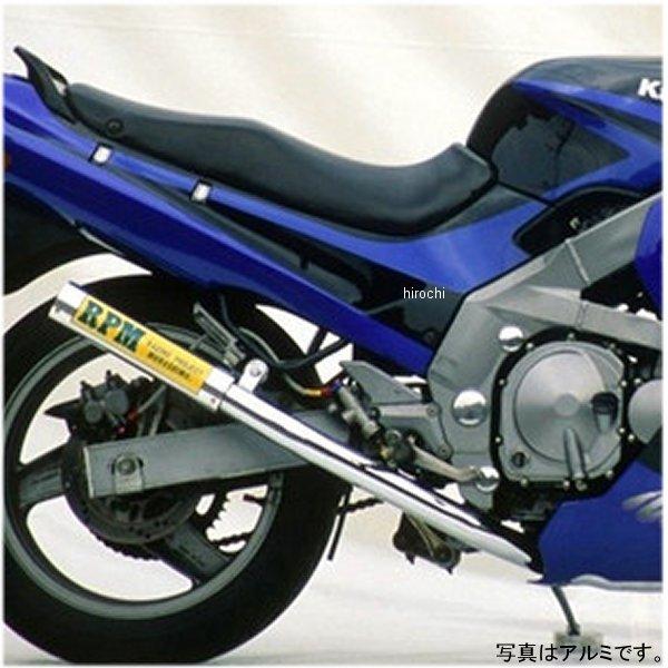 アールピーエム RPM フルエキゾースト 67レーシング 90年-92年 ZZR400 チタン 1638Y JP店