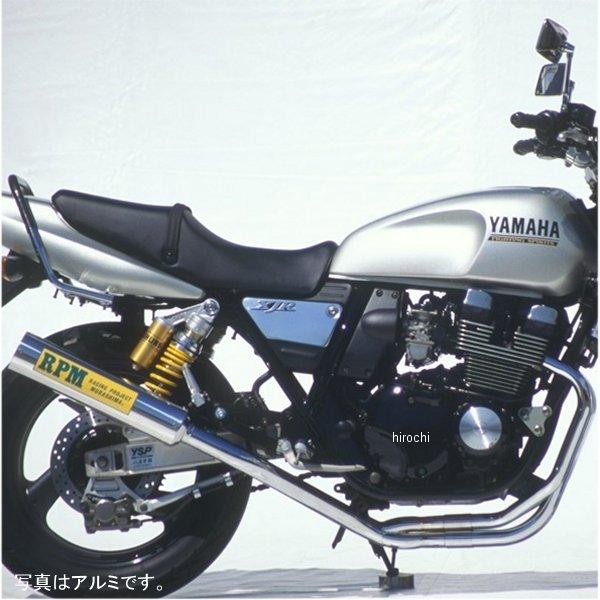 アールピーエム RPM フルエキゾースト4in2in1 93年-00年 XJR400 ステンレス 3016S JP店