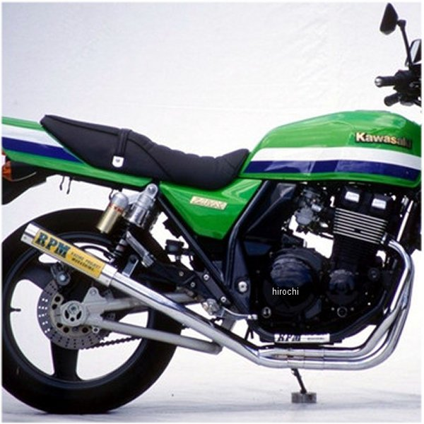 【メーカー在庫あり】 アールピーエム RPM フルエキゾースト 67レーシング 98以降 ZRX400 アルミ 1662 JP店