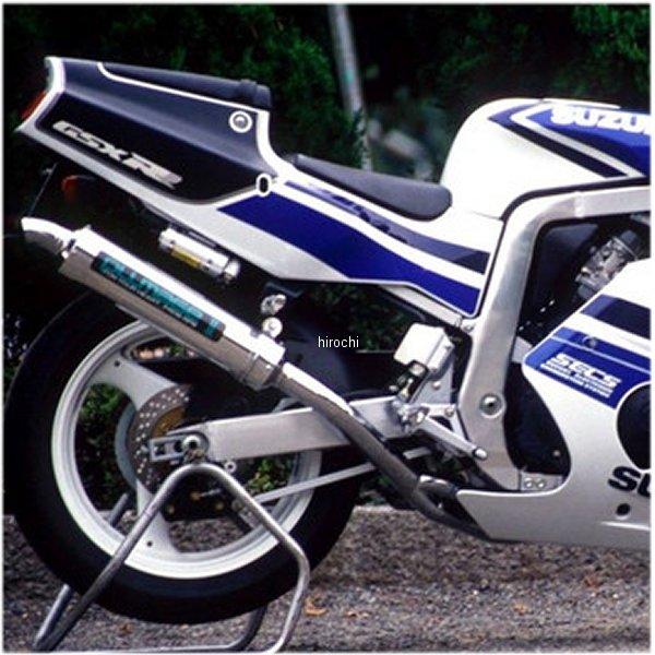 アールピーエム RPM フルエキゾースト PLUMAGE 90年-99年 GSXR400R アルミ 4018 JP店