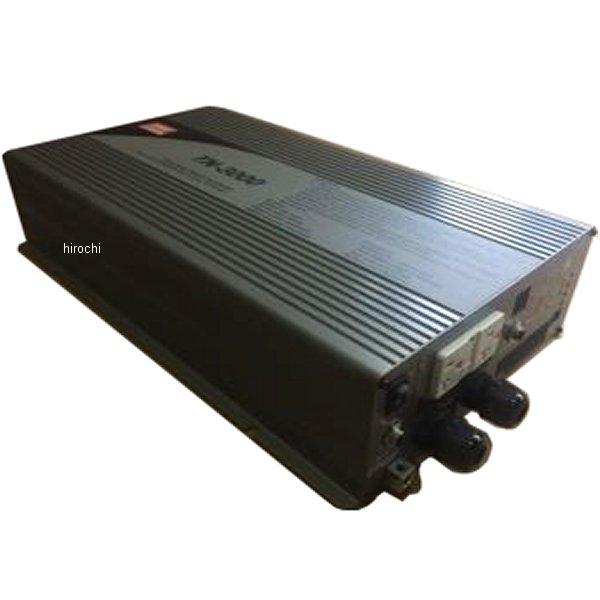 アルプス計器 DC-AC 正弦波インバーター オールインワン 3000W 24V TN-3000-124F JP店