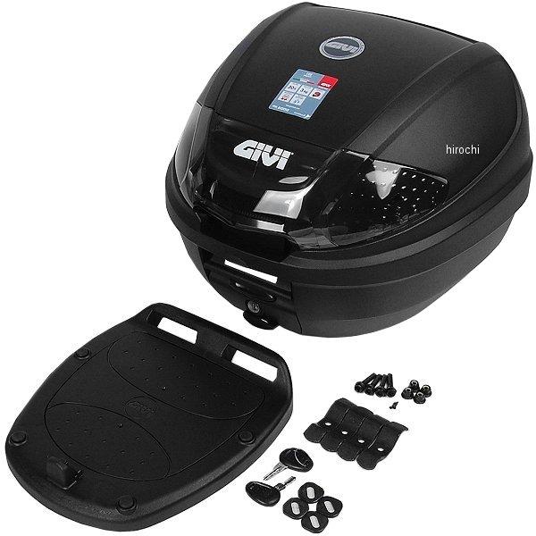 デイトナ GIVI E300NT2 TECH モノロックケース 身塗装黒 91507 JP店