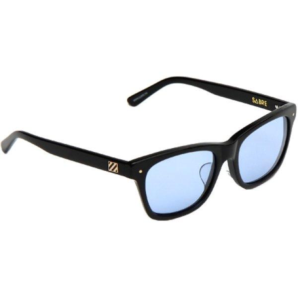 イージーライダース サングラス フリークシーン 黒/ライトブルー SBR0016 JP店