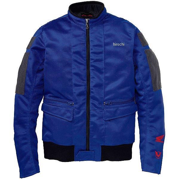 ホンダ純正 Honda×YOSHIDA ROBERTO シングルライダースジャケット 青 LLサイズ 0SYTK-W3J-B JP店