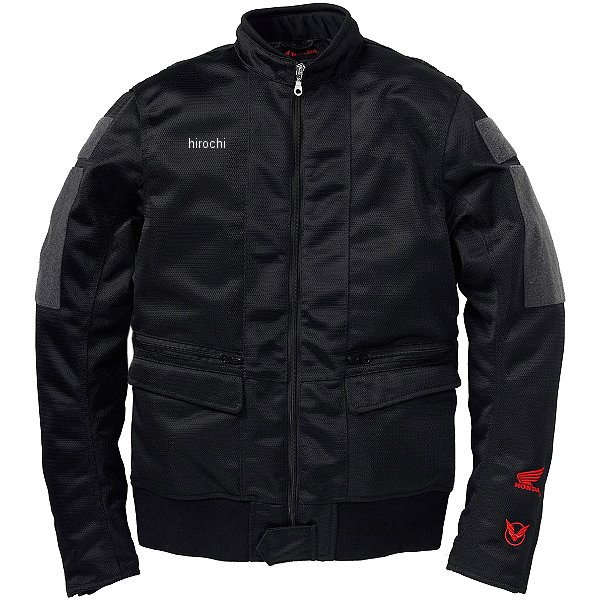 ホンダ純正 Honda×YOSHIDA ROBERTO シングルライダースジャケット 黒 3Lサイズ 0SYTK-W3J-K JP店
