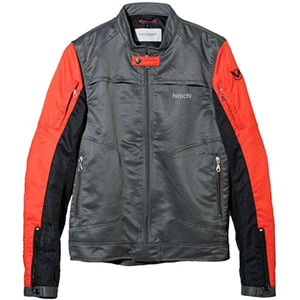 ホンダ純正 Honda×YOSHIDA ROBERTO ライダースメッシュジャケット オレンジ Lサイズ 0SYTK-T3H-D JP店