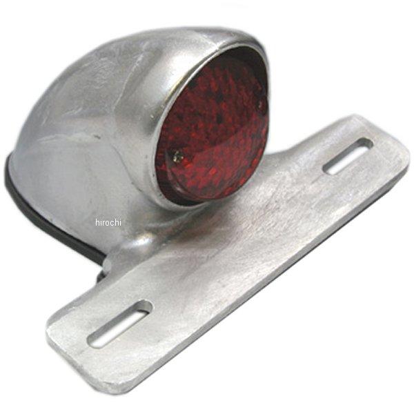 イージーライダース イーブル スキャロップ テールライト LED 赤レンズ 汎用 5878-R JP店