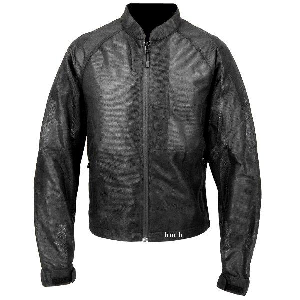【メーカー在庫あり】 HBJ-040 ヘンリービギンズ HenlyBegins シングルレイヤーメッシュジャケット 黒 サイズL 93398 JP店