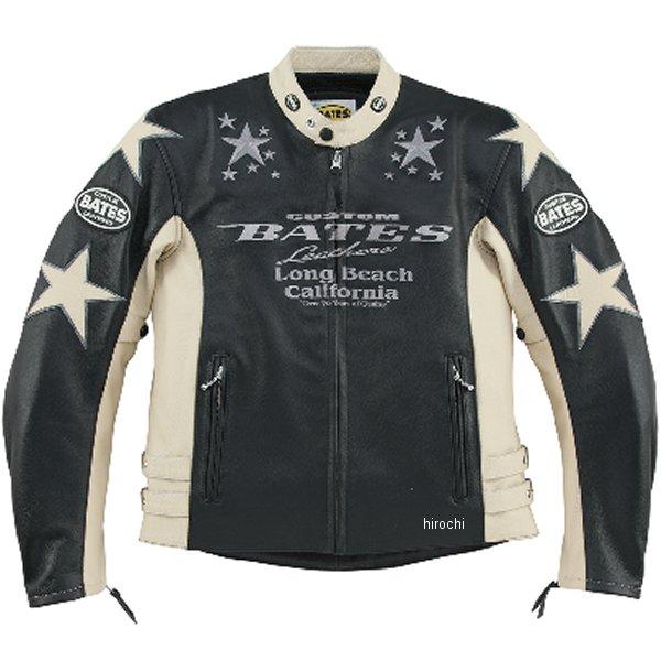 ベイツ BATES レザージャケット アイボリー Lサイズ BAJ-142SP JP店