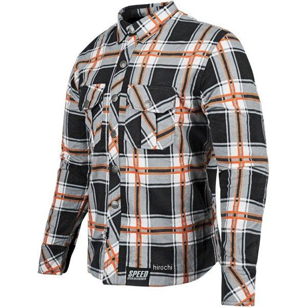 【USA在庫あり】 スピードアンドストレングス Speed and Strength アーマードモトシャツ ラストアンドリデンプション 黒/オレンジ Sサイズ 878992 JP