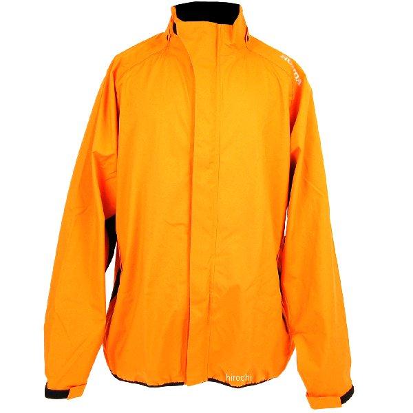 ホンダ純正 ストレッチブレイズレインスーツ Honda オレンジ Lサイズ 0SYES-W42-D JP店